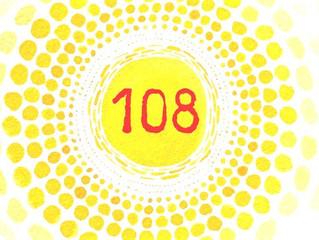 108 Salutations au Soleil du Solstice d'Hiver Samedi 16 décembre aux 3 Ateliers.