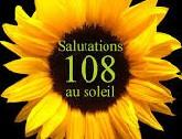 LES 108 SALUTATIONS AU SOLEIL DE LA RENTREE AUX 3 ATELIERS!