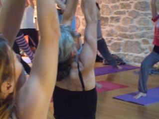 Planning des cours de Yoga 1ère semaine des vacances