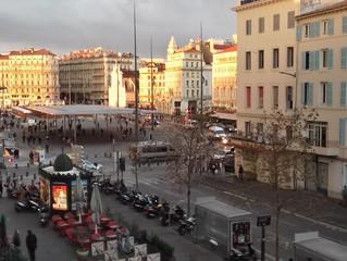 De retour de Marseille: quelques modifications d'horaire de cours
