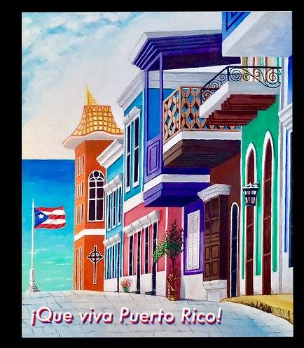 Long Live Puerto Rico