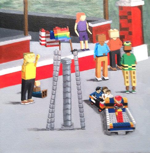 LEGO Yay Gays!