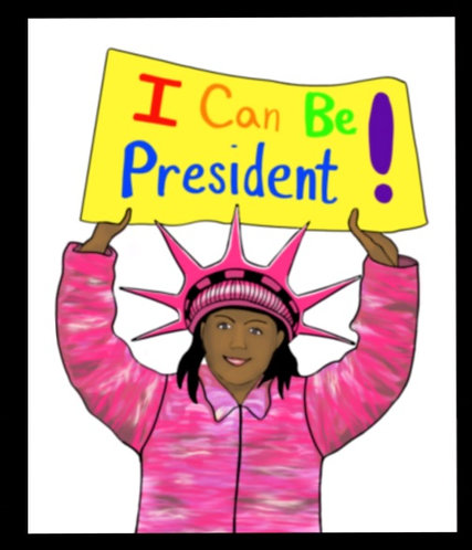 Women Can Be President