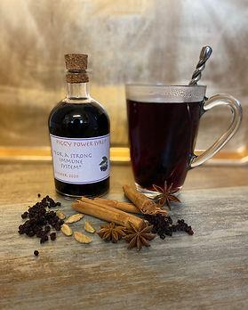 Spiced Elderberry Syrup_wellbeingtoolbox