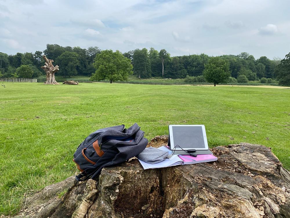 Beautiful Coaching Space. Wiltshire UK