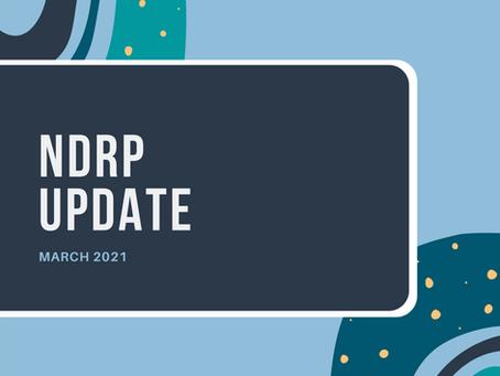 NDRP Guiding Principles