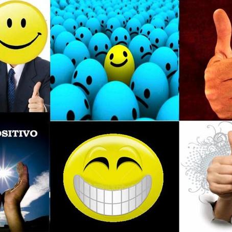 Uma porção diária de positivismo
