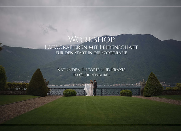 Workshop für Anfänger am