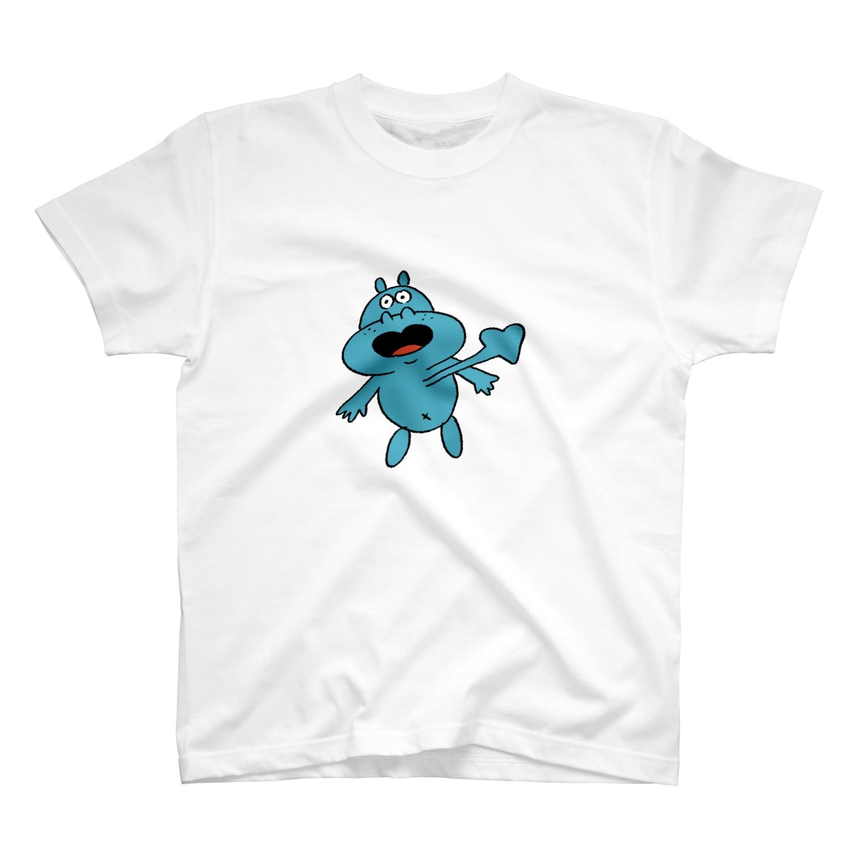 ドキッ カラー Tシャツ