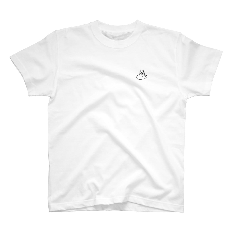 ワンポイント Tシャツ