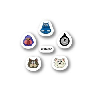 5yfistnttkurosuke4242282856誰か誰かizuna ZOMOZフェイス (ステッカー)