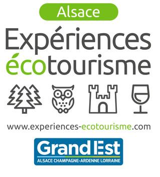 Partenaire des expériences écotourisme Grand Est