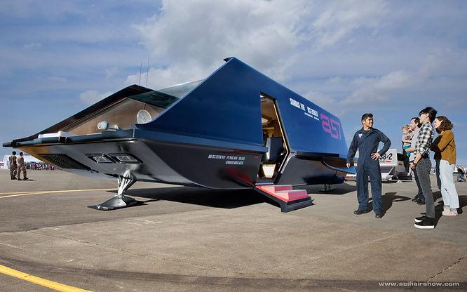 Kellogg Shuttlecraft