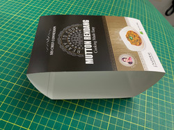 Sleeve for Food Packet