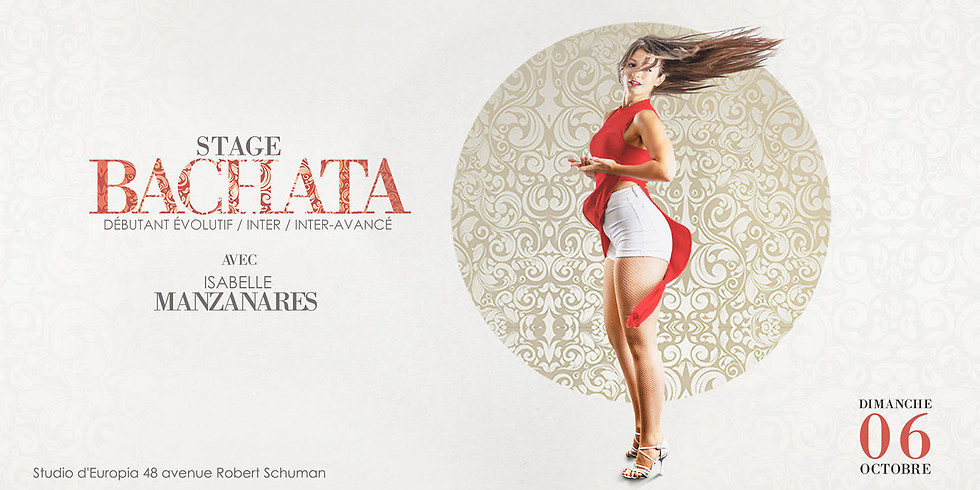 Stage Bachata - By Isa
