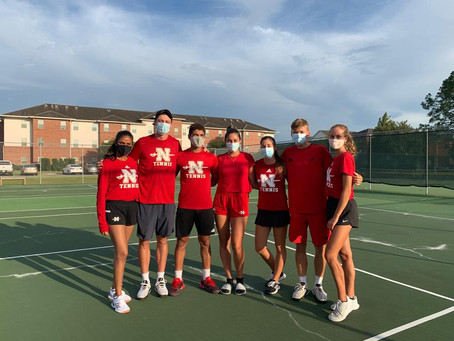 HTClerin meets USA - College Tennis