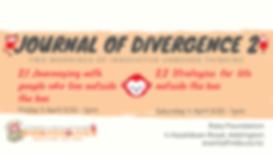 Correct Journal of divergence Facebook E