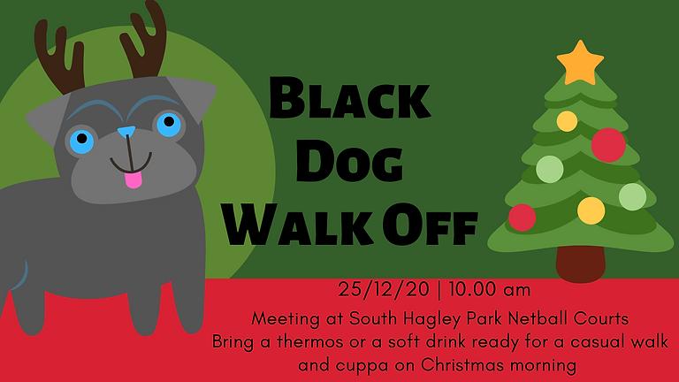 BLACK DOG WALK OFF - Christmas Connection