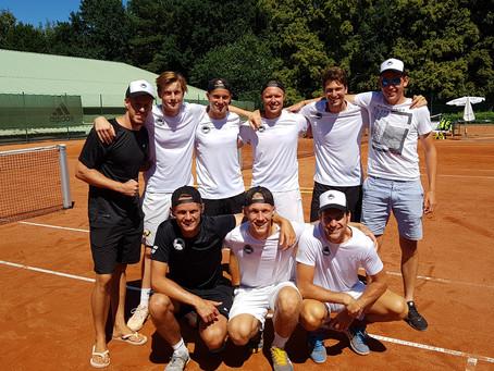 Tennis: 1. Herren schaffen Klassenerhalt