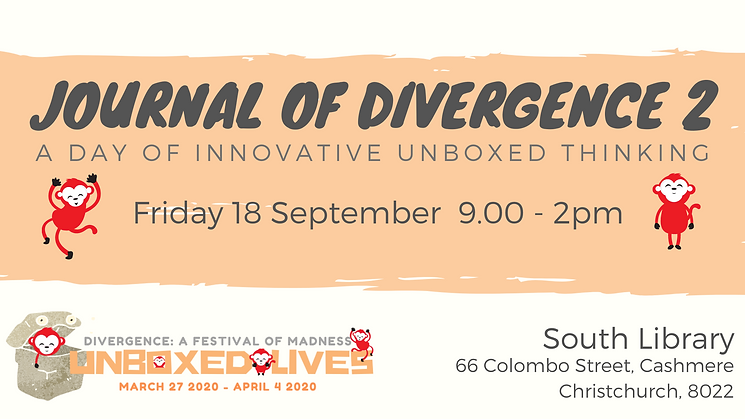 Copy of Journal of divergence Eventfinda