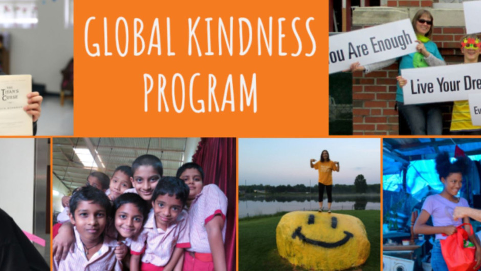 Challenge 20: Join a Global Kindness Team