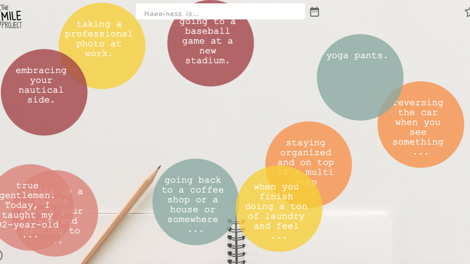A Little More About that Digital Happiness Notebook
