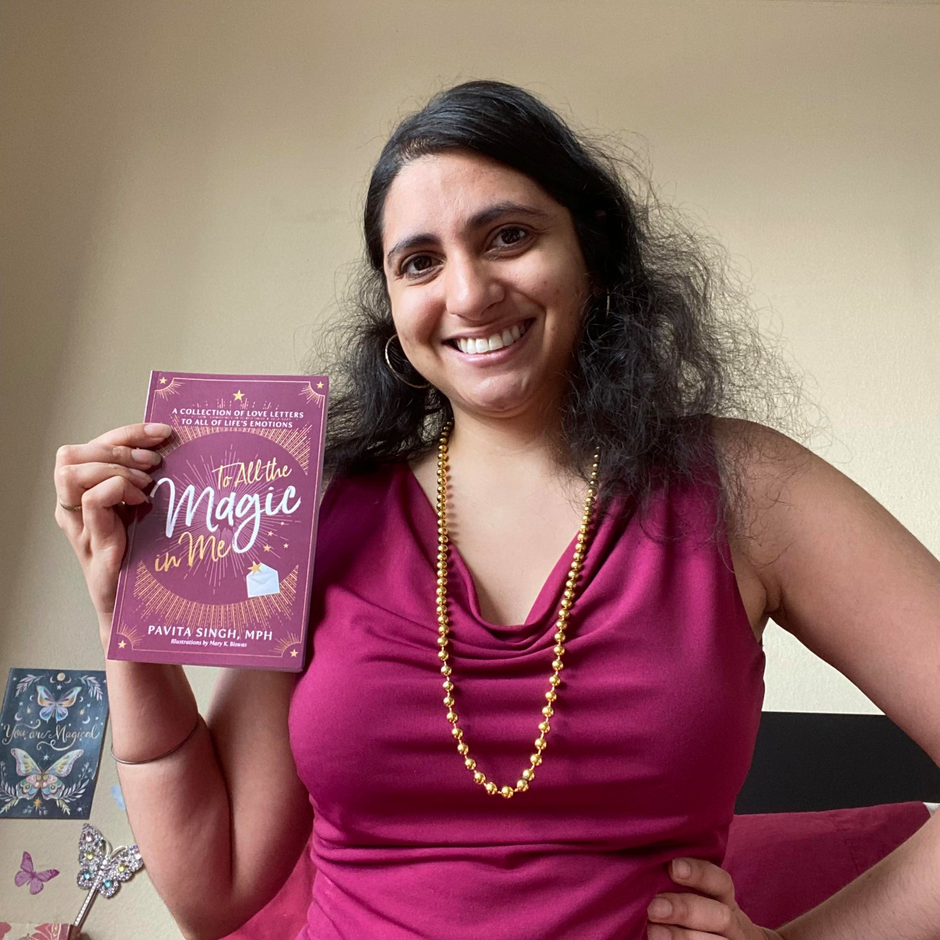 """Meet Pavita Singh: Smile Project Ambassador & Author of """"To All the Magic in Me"""""""