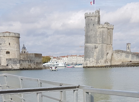 Why I love living in La Rochelle - thoughts on integration