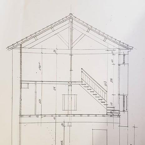 Etude du bâtiment ancien et projets de rénovation partielles ou totales