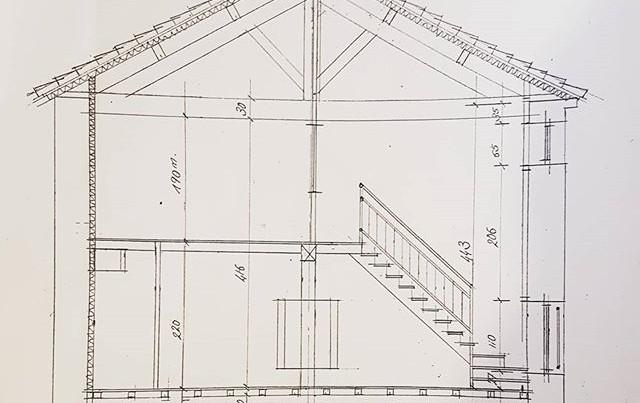 Etude du bâtiment ancien et projets de rénovation partiels ou totales