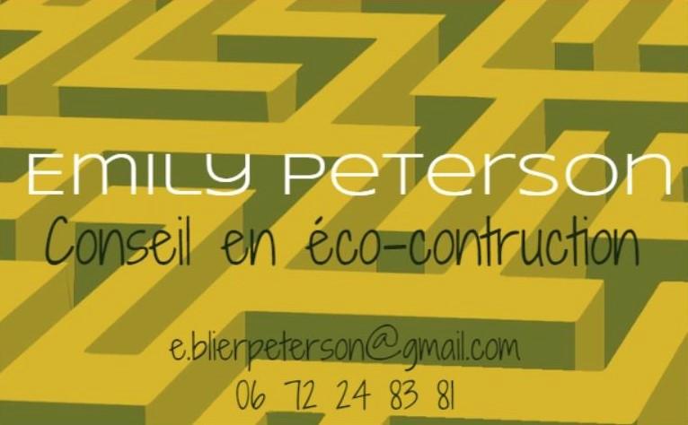 Conférences, accompagnement, formation Emily_Peterson_éco_construction_La_Roche