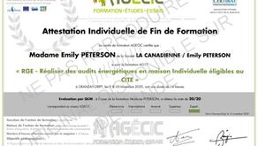 Qui peut faire des audits énergétiques en maison individuelle à La Rochelle?