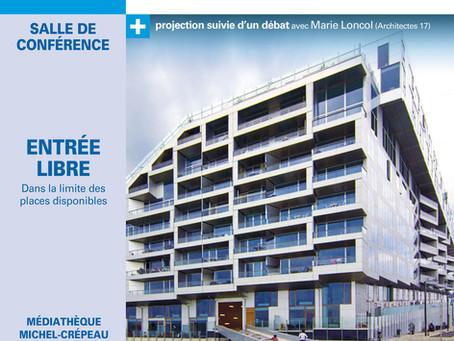 Projection : « The Infinite Happiness » documentaire sur l'architecte Bjarke Ingels, BIG Coppenhague