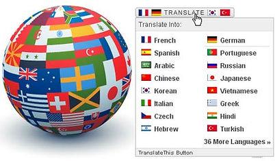 tradutor de sites