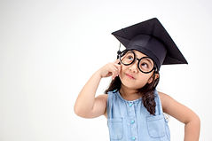 Happy Asian school kid graduate thinking with  graduation cap_edited.jpg