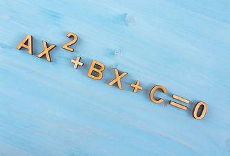 quadratic equation for IP/O-level Math Note