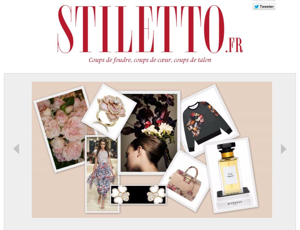 Capture Stiletto