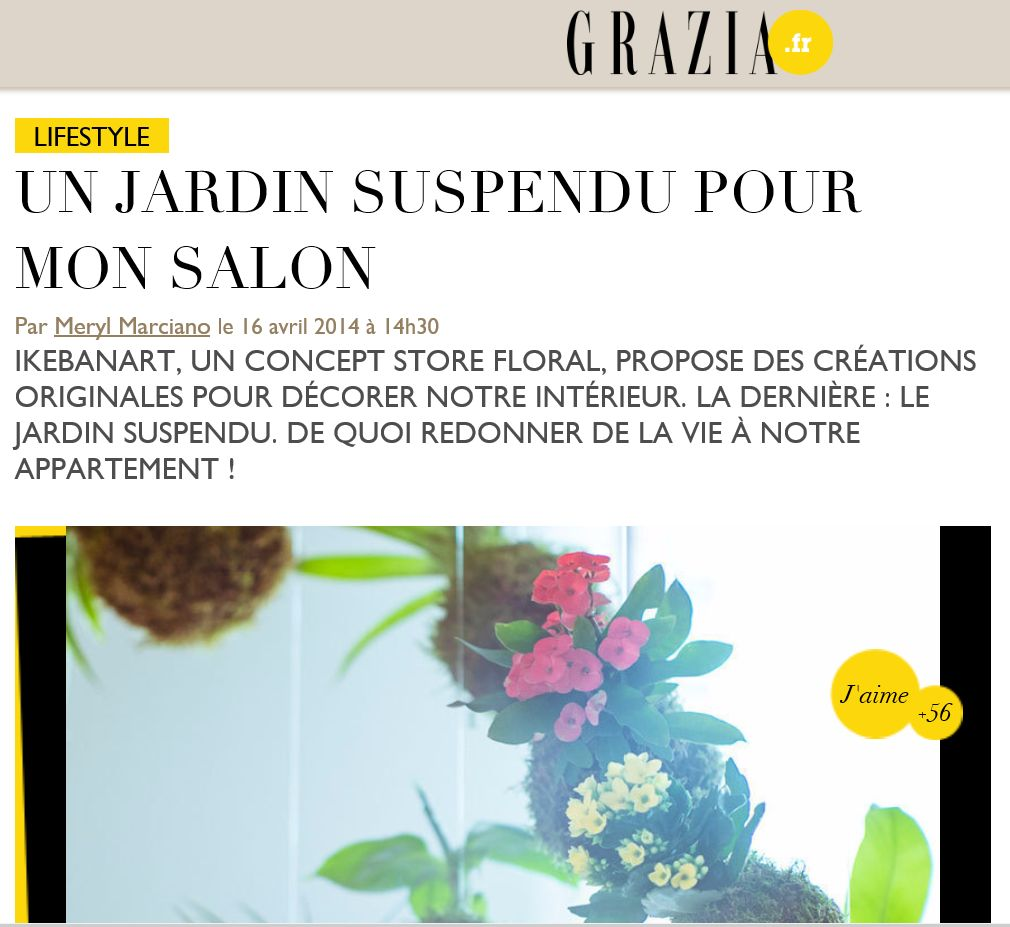 Capture GRAZIA