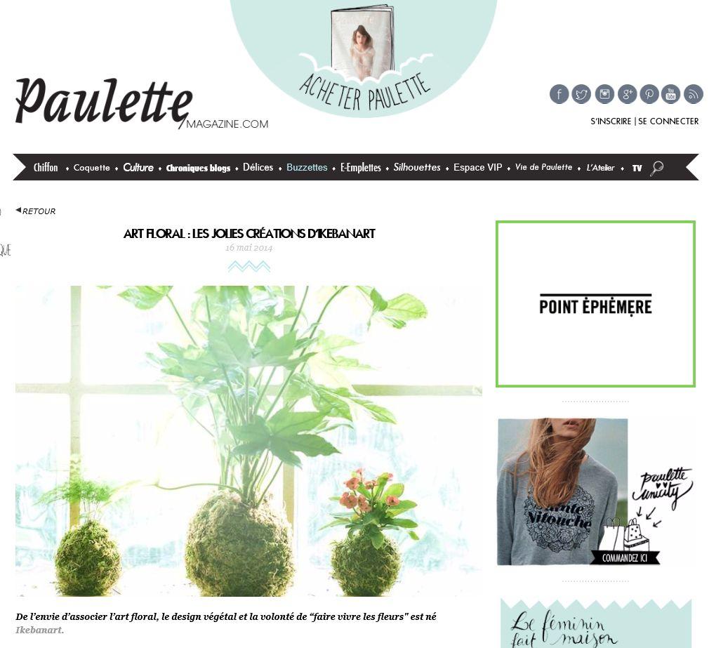 Capture Paulette