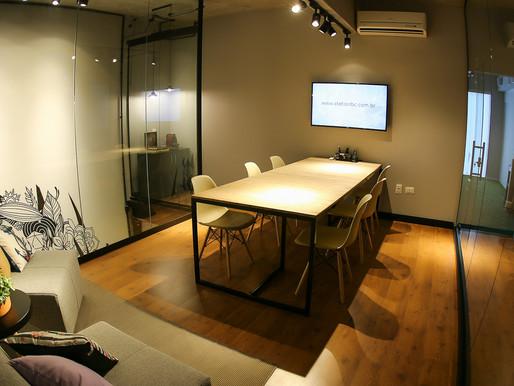 Já conhece nossa Sala de Reuniões?