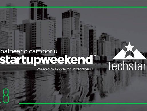 Pós evento Startup Weekend 2018 BC - #SWBC2018