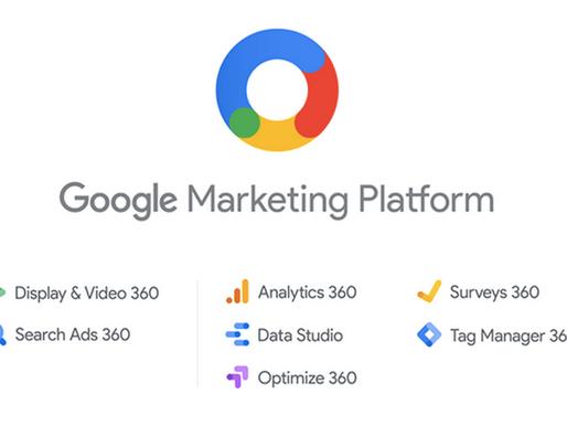 A mais nova ferramenta do Google - Google Marketing Platform
