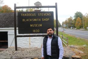 Thaddeus Stevens Blacksmith Shop
