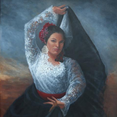 Marinera Dancer