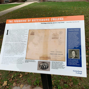 Visiting Gettysburg College