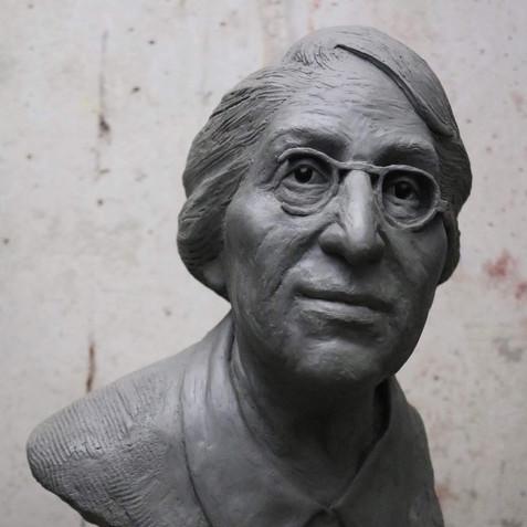 Bust of Dr. Emma Rochelle Wheeler