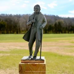 Maquette for Thaddeus Stevens Monument