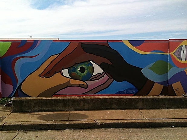 20/20 Vision Mural Project - Chattanooga