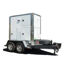 Towable Movie-Quiet Generators