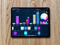 Luminair with iPad Pro